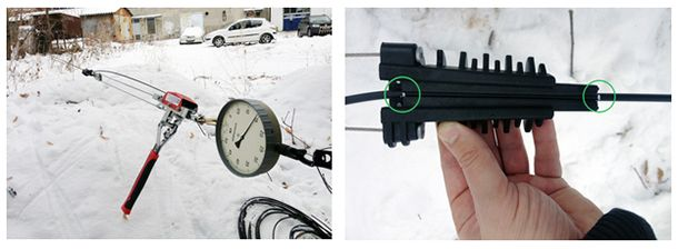 Испытания кабеля RCI S-CFP (NA) FDa | Romsat.ua