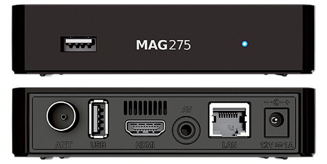IPTV SET-TOP BOX MAG 270/275|romsat.ua