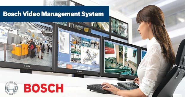 Система управления Bosch Video Management System | romsat.ua