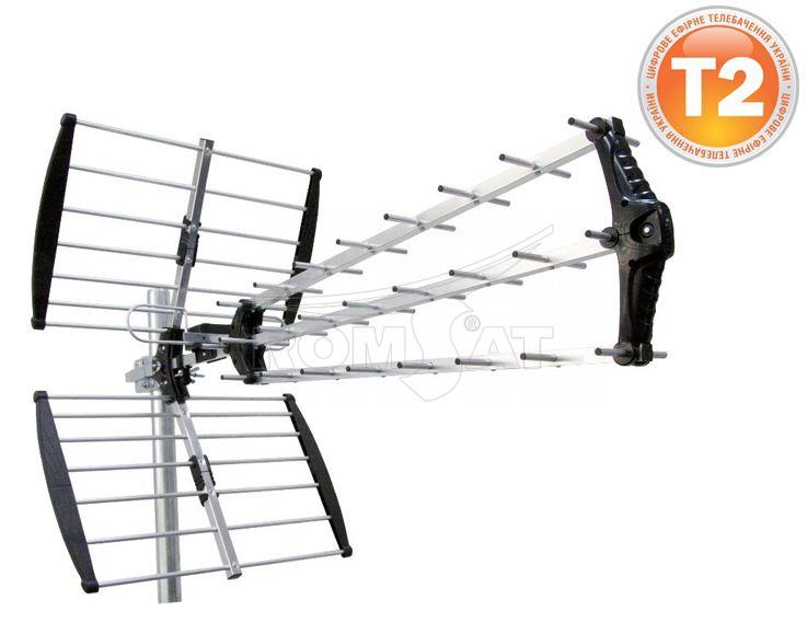 Комнатные эфирные антенны для приема цифрового сигнала DVBT2
